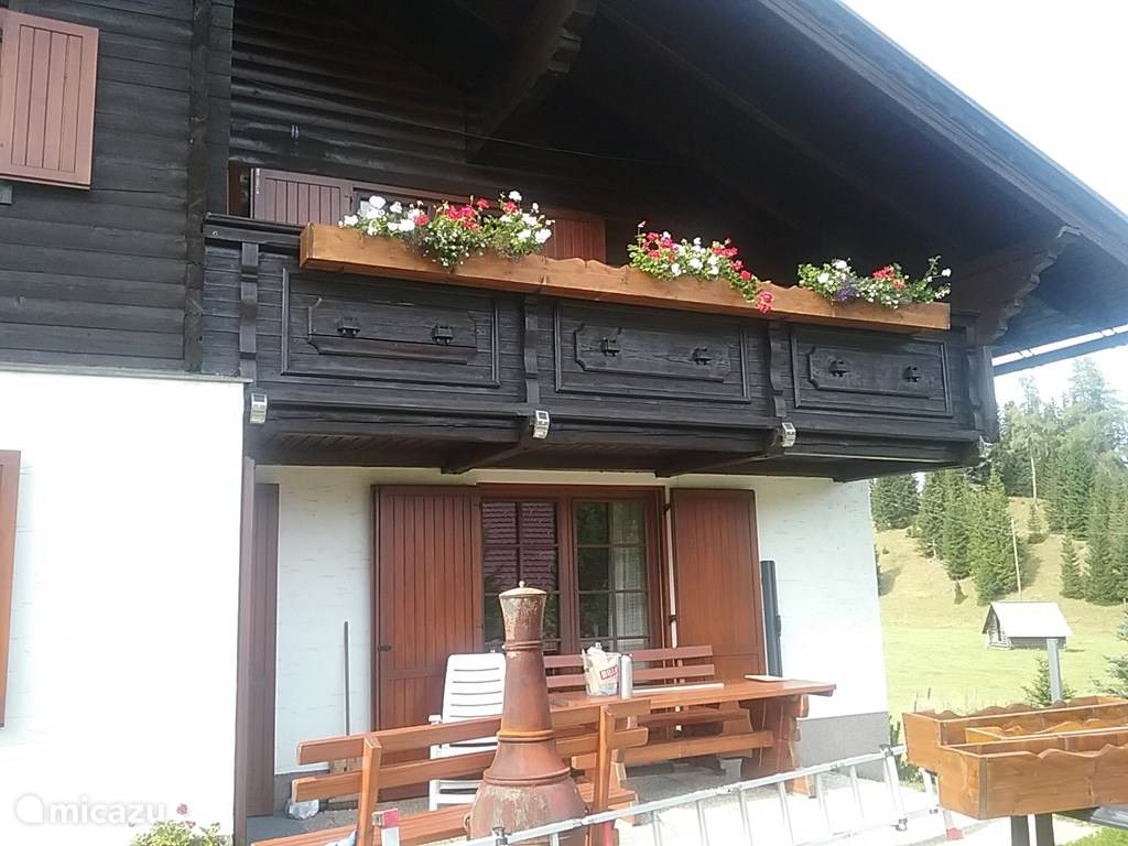 Vakantiehuis Oostenrijk, Karinthië, Flattnitz/Glödnitz chalet Haus Mariet