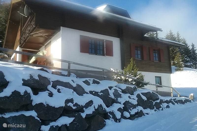 Vacation rental Austria, Carinthia, Flattnitz/Glödnitz Chalet Haus Mariet