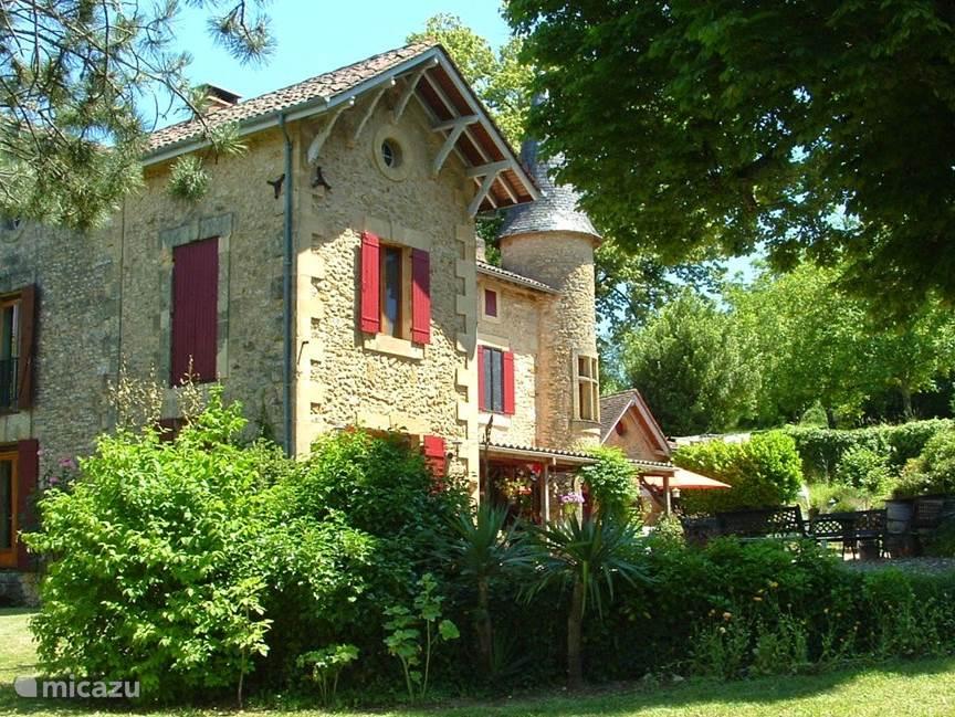 Vakantiehuis Frankrijk, Dordogne, Belvès gîte / cottage Manoir Vaillant, Gite Petit Belvés