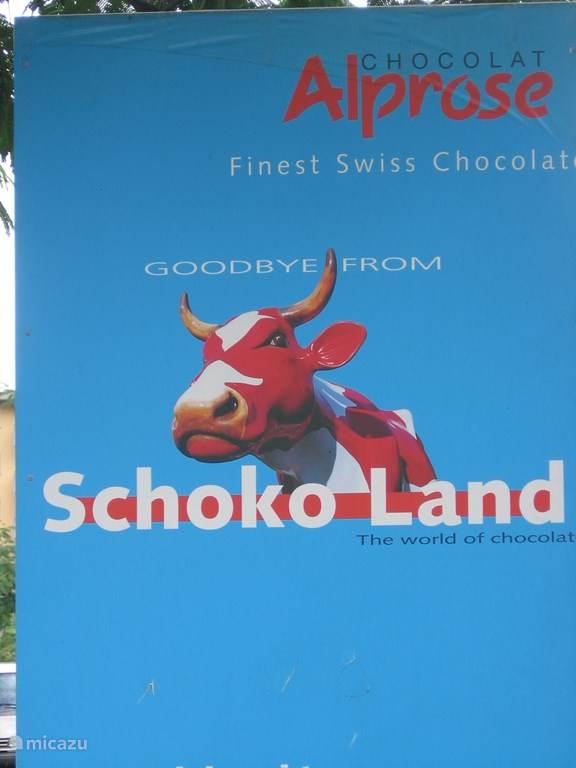 Schokoland Zwitserland