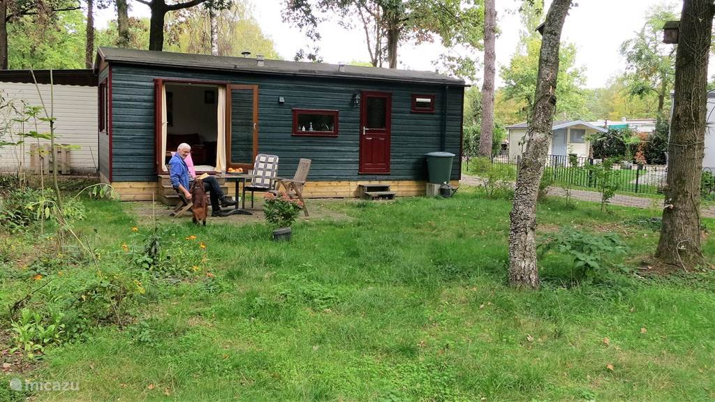 Vakantiehuis Nederland, Noord-Brabant, Vught stacaravan Natuurhuisje - Tiny house