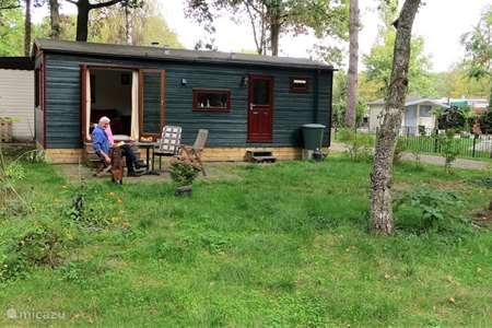 Vakantiehuis Nederland, Noord-Brabant, Vught – stacaravan Natuurhuisje - Tiny house