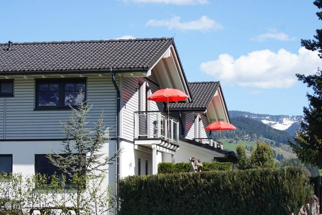 Vacation rental Austria, Salzburgerland, Saalfelden (Zell am See) apartment Waldemar