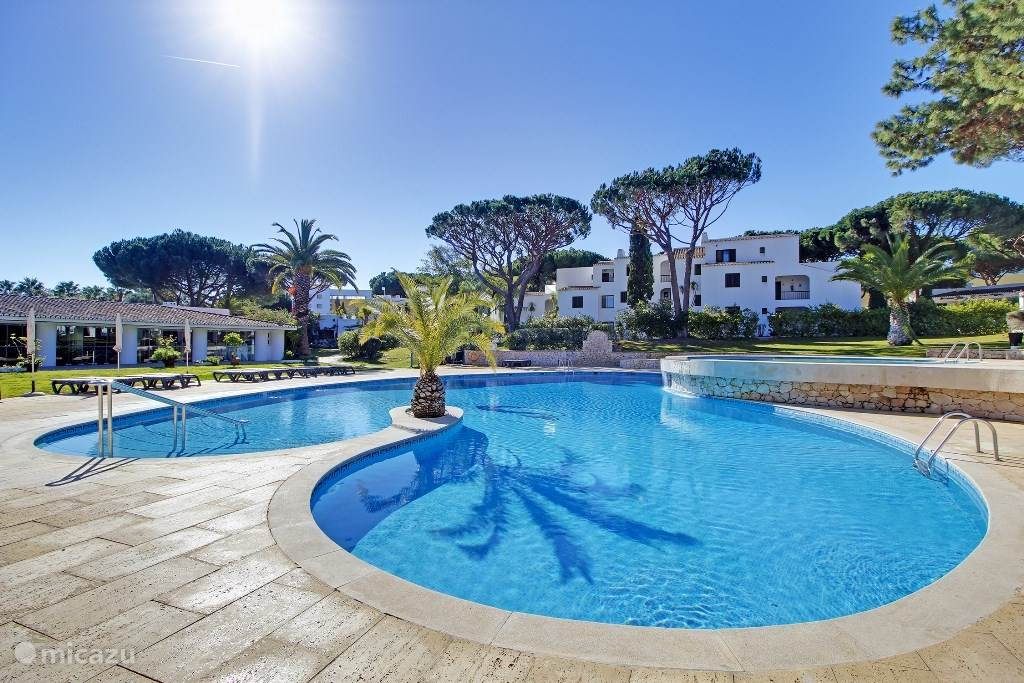 Vakantiehuis Portugal, Algarve, Albufeira Appartement Luxurious Apartment on a Golf Resort