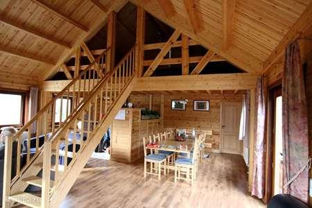 Vakantiehuis België, Ardennen, Stavelot – chalet Villa Chalet Risa