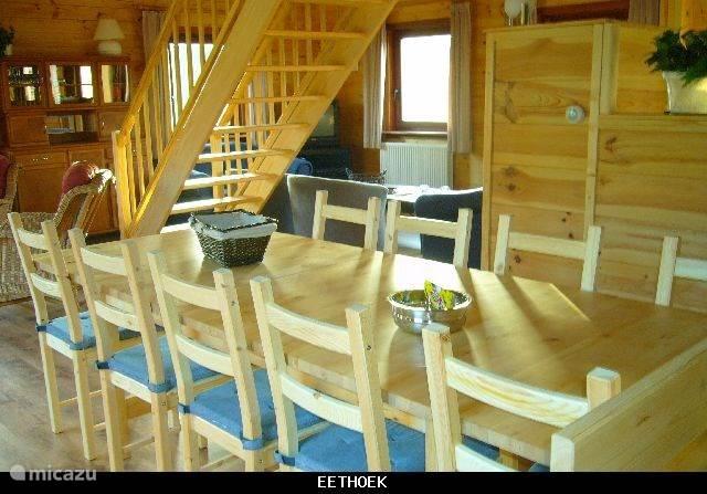 Vakantiehuis België, Ardennen, Stavelot Chalet Villa Chalet Risa