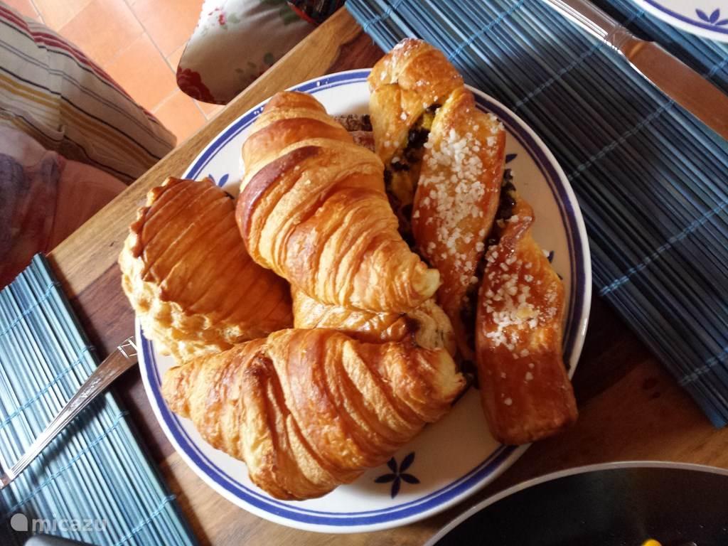 Heerlijk ontbijten met Franse lekkernijen