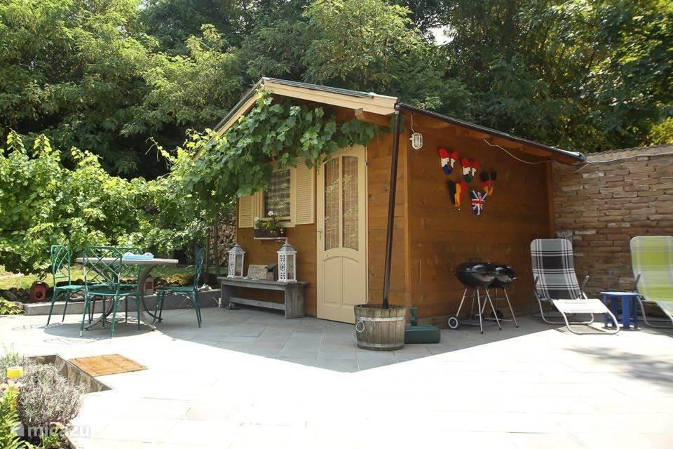 Vakantiehuis Hongarije, Tolna, Závod Blokhut / Lodge Zavod Lodge Blokhut