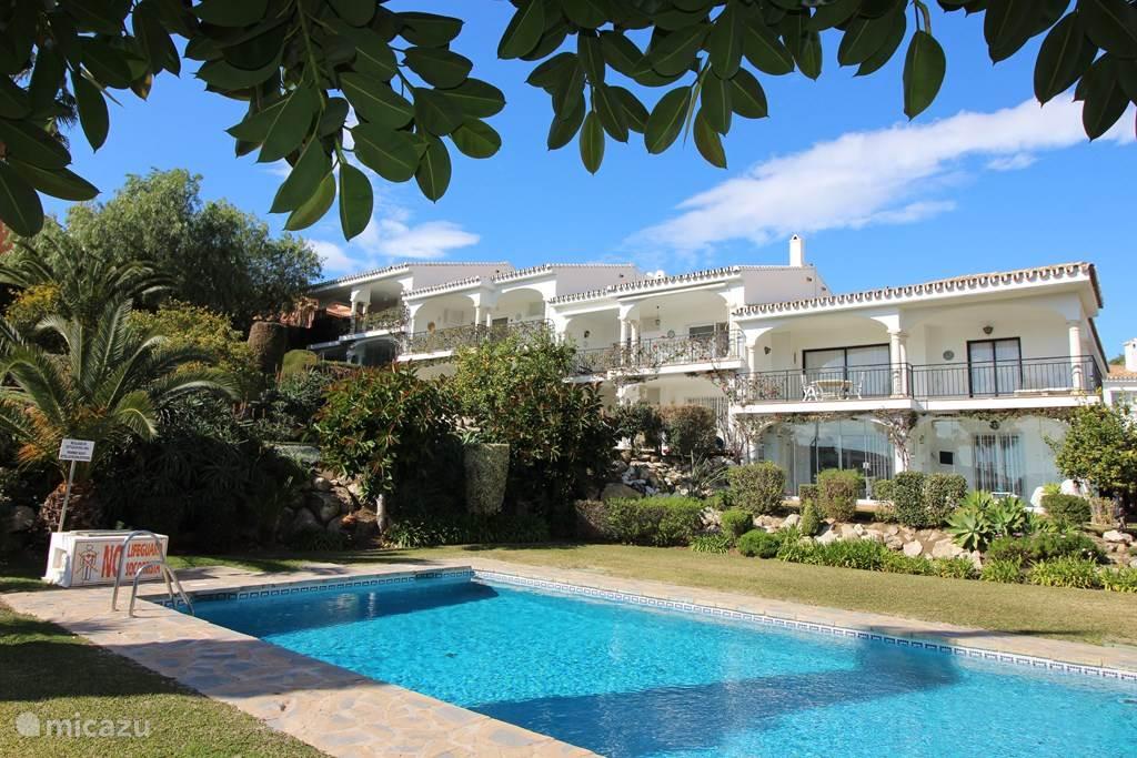 Vakantiehuis Spanje, Costa del Sol, Marbella appartement El Paraiso, Marbella, San Pedro