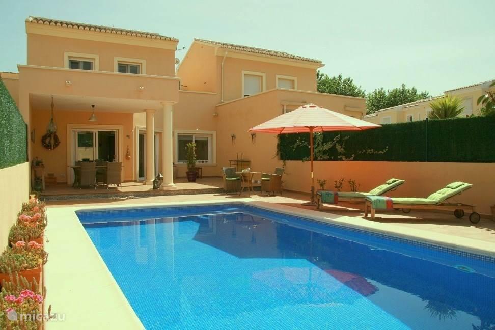 Vakantiehuis Spanje, Costa Blanca, Sagra vakantiehuis Casa de la Fuente