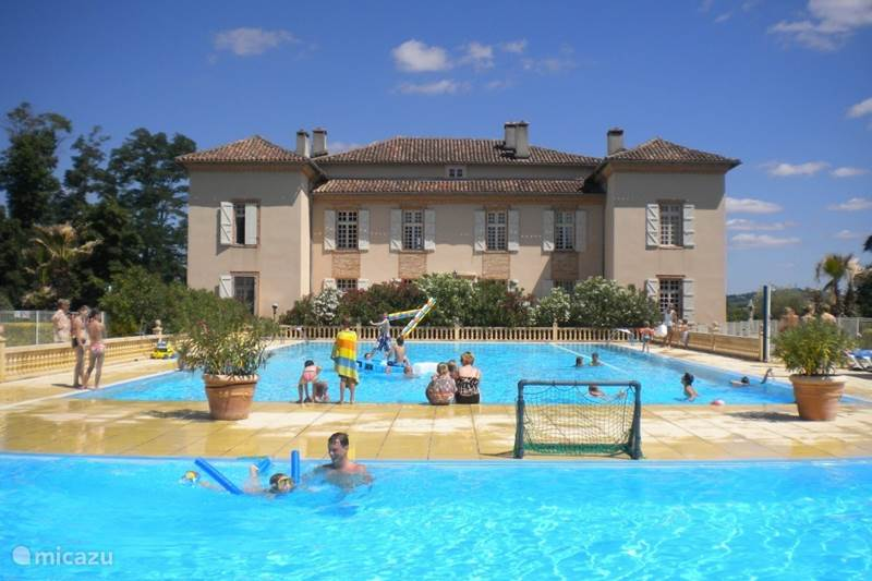 Vakantiehuis Frankrijk, Gers, Lombez Villa Vakantievilla Château de Barbet 126