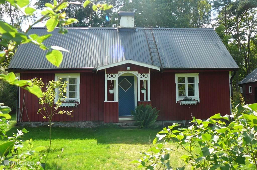 Vakantiehuis Zweden, Småland, Markaryd vakantiehuis Vår Vik