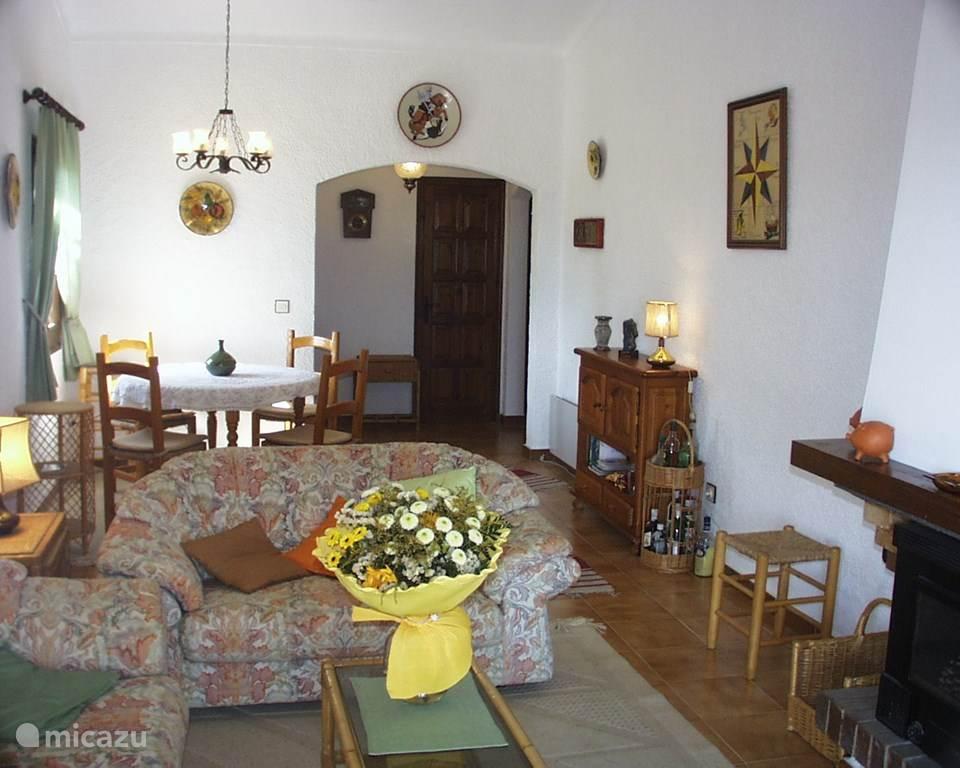 Vakantiehuis Spanje, Costa Brava, L'Estartit Vakantiehuis Casa Sol