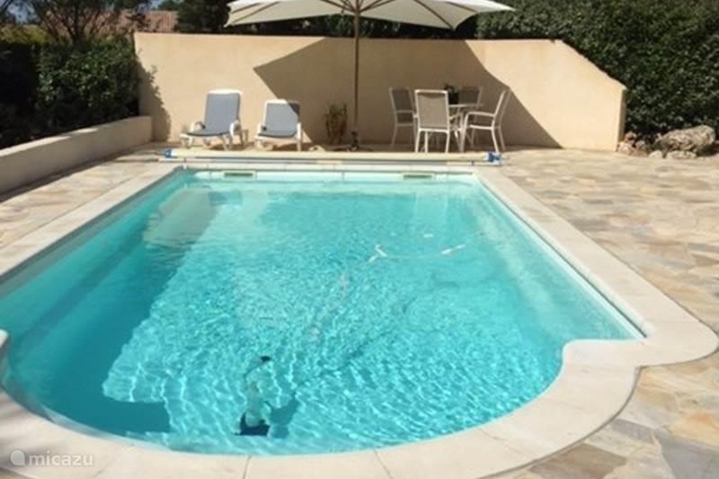 Vakantiehuis Frankrijk, Var, Nans-les-Pins Vakantiehuis C'est ici op Jardin du Golf