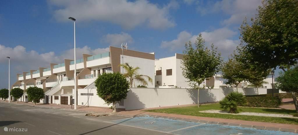 Vakantiehuis Spanje, Costa Cálida, Lo Pagan appartement Playamar