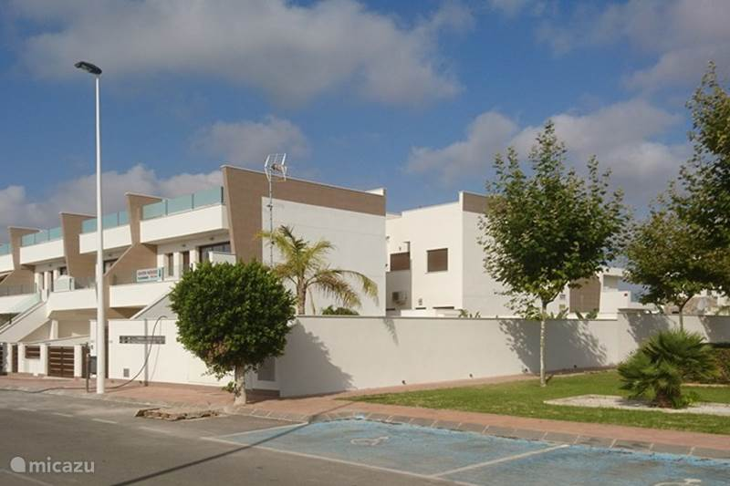 Vakantiehuis Spanje, Costa Cálida, Lo Pagán Appartement Playamar