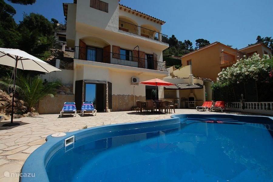 Vakantiehuis Spanje, Costa Brava, Lloret de Mar Vakantiehuis La Riviera