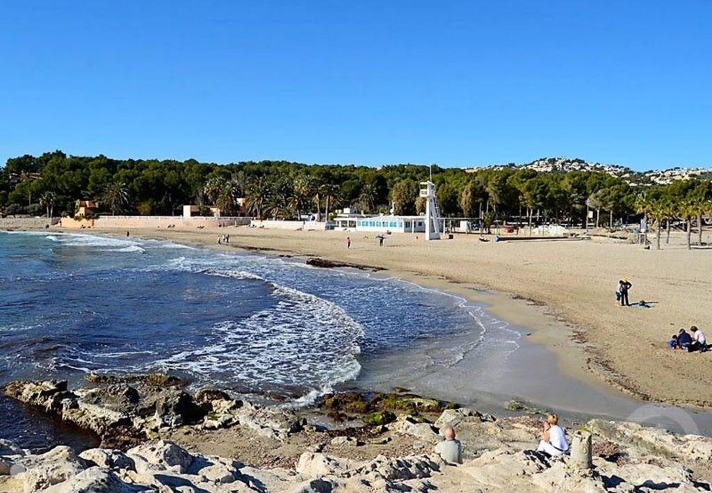 Vakantiehuis Spanje, Costa Blanca, Moraira appartement Casa Lynn