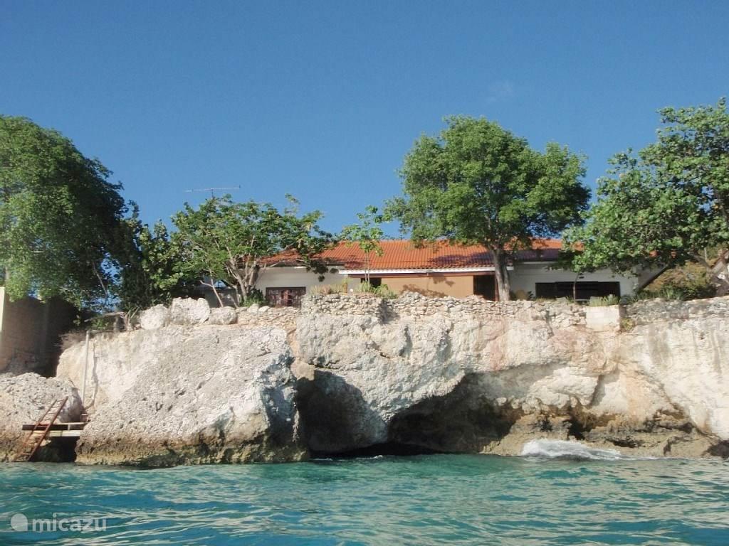 Water view of Casa Marise