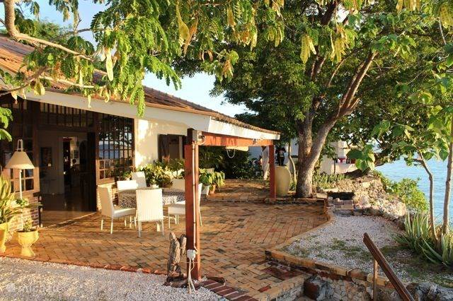 Porch of Casa Marise