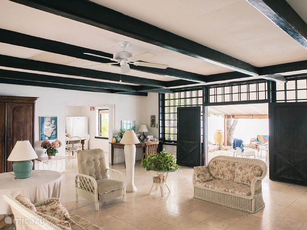 Living Room.  Casa Marise.