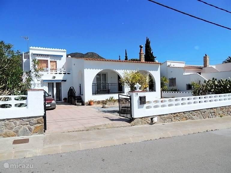 Vakantiehuis Spanje, Costa Brava, Roses vakantiehuis Corbella
