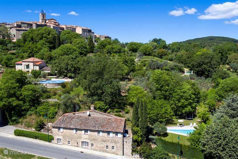 Vakantiehuis Frankrijk, Var, Flayosc Villa Villa Moulin
