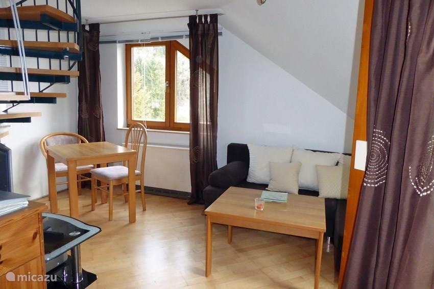 Vakantiehuis Duitsland, Baden-Württemberg, Herdwangen-Schönach Appartement Zum kleinen Hollaender
