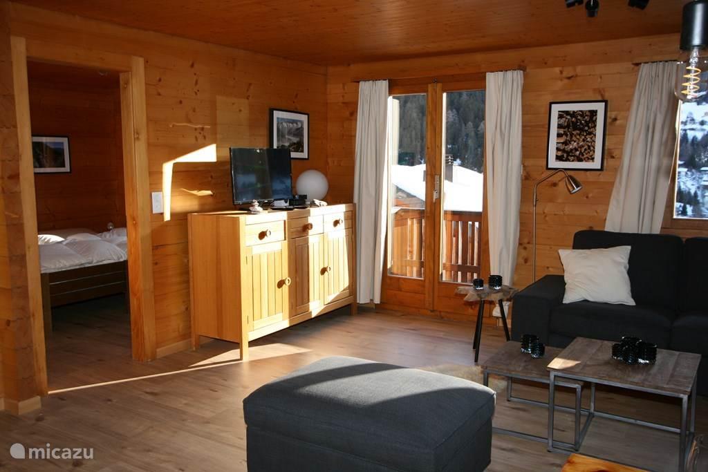 Vakantiehuis Zwitserland, Wallis, Fiesch Chalet Chalet Valais