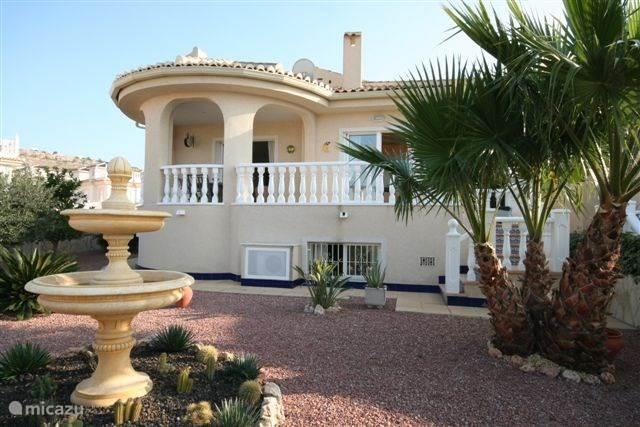 Vakantiehuis Spanje, Costa Blanca, Benijófar villa Casa Fuego