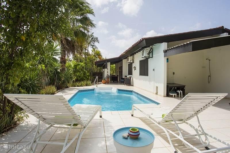 Vakantiehuis Curaçao, Banda Abou (west), Grote Berg Villa Villa Grote Berg