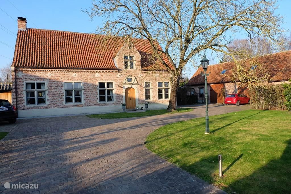 Vakantiehuis België, Vlaanderen, Lokeren Vakantiehuis Casa Rosalie