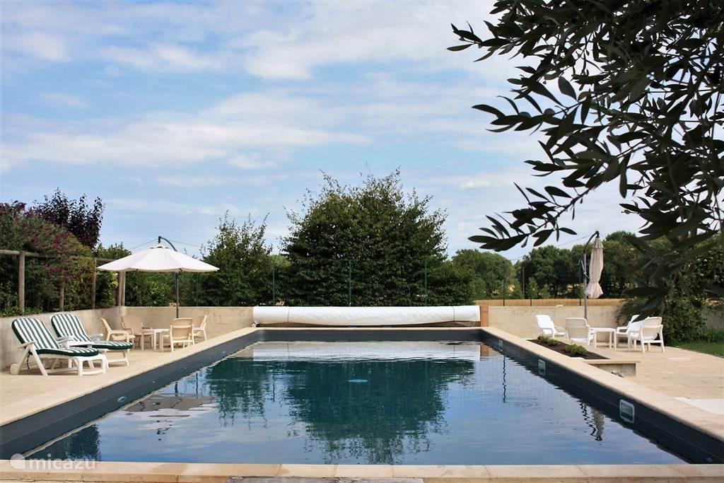 Vakantiehuis Frankrijk, Dordogne, Poussignac Vakantiehuis Longere de la Lande
