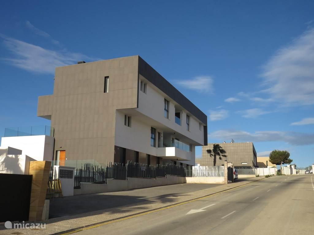 Vakantiehuis Spanje, Costa Blanca – appartement Casa Bella Vista