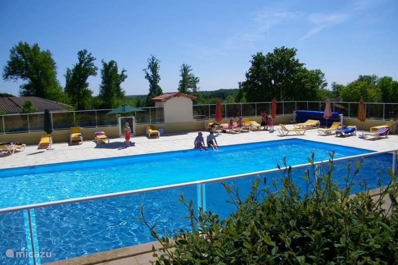 Vakantiehuis Frankrijk, Dordogne, Bussière-Badil Vakantiehuis Villa 'Village'(1 - 8 personen)