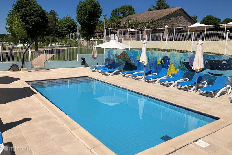 Vacation rental France, Dordogne, Bussière-Badil Holiday house Villa 'Village' (1 - 8 people)