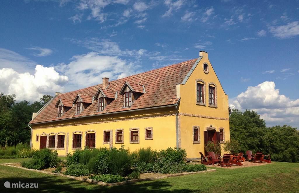 Vakantiehuis Hongarije, Baranya, Magyarlukafa villa Villa Luka