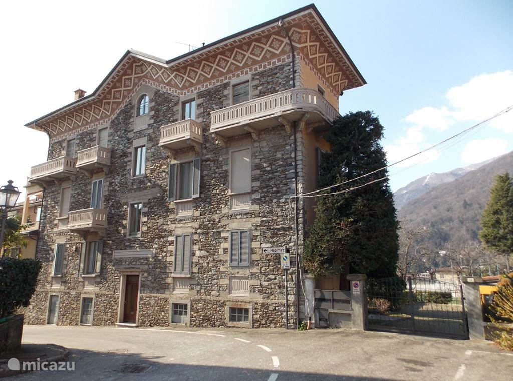 Vakantiehuis Italië, Lago Maggiore, Cannero Riviera Appartement Il Castello