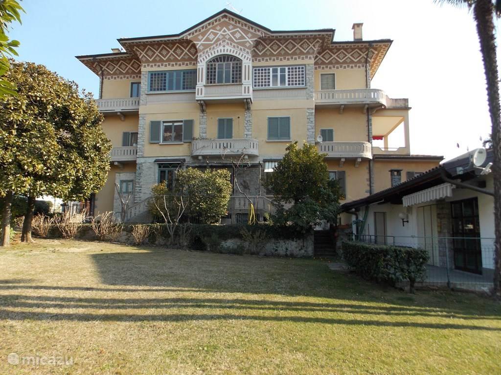 Appartement Il Castello, Cannero Riviera, Lago Maggiore.