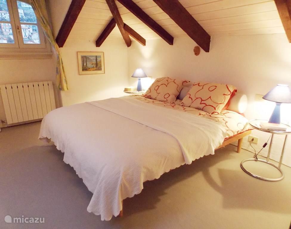 slaapkamer, Il Castello Cannero Riviera