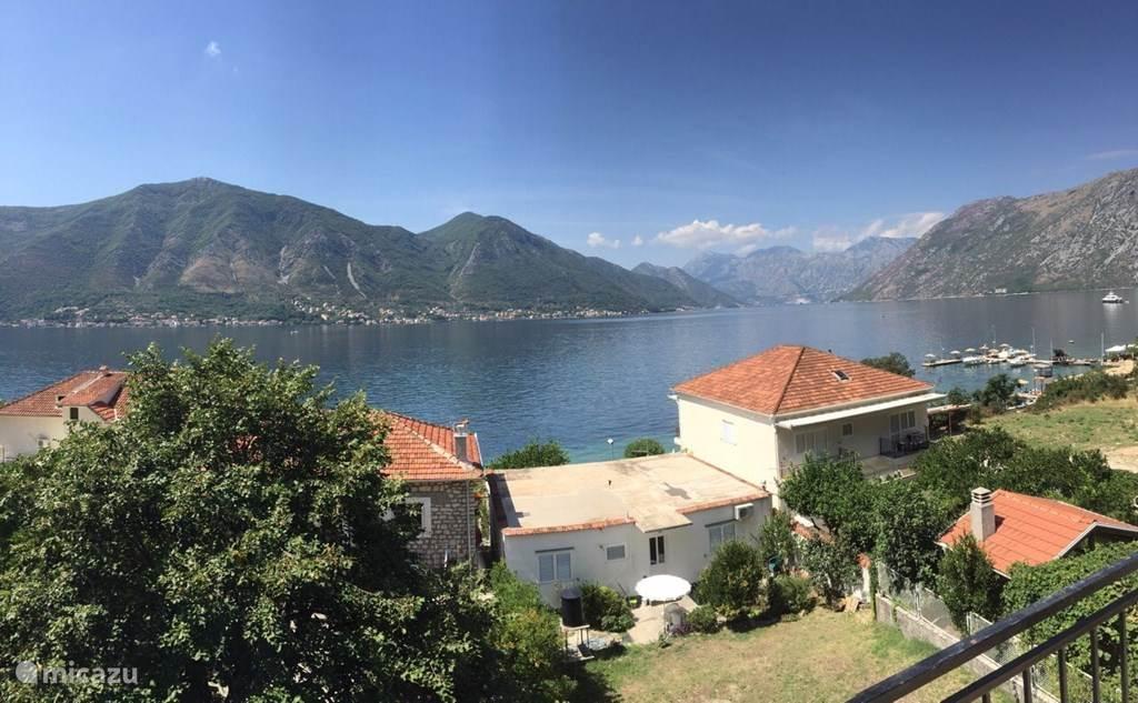 Vakantiehuis Montenegro, Kuststreek, Kotor Appartement Het Oranje Huis