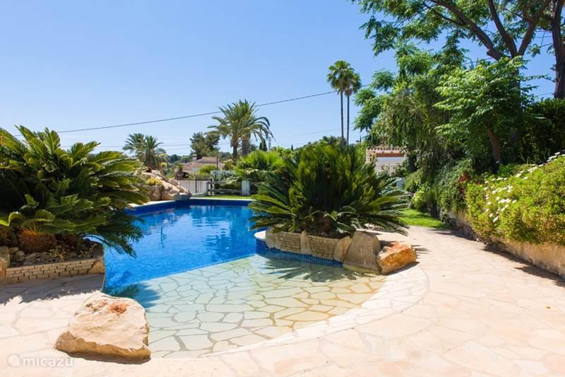 Vakantiehuis Spanje, Costa Blanca, Javea Villa Villa Muntalmar