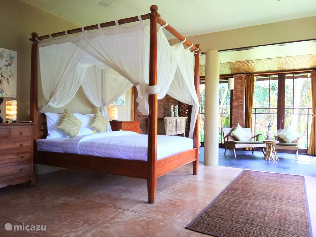 Vacation rental Indonesia, Bali, Ubud villa 8 bedroom villa just outside Ubud