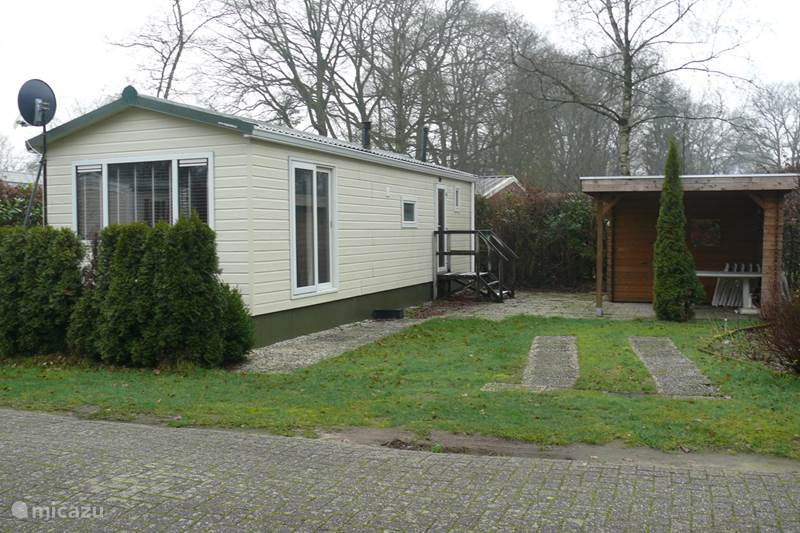 Vakantiehuis Nederland, Overijssel, Diffelen Chalet Kievit 61