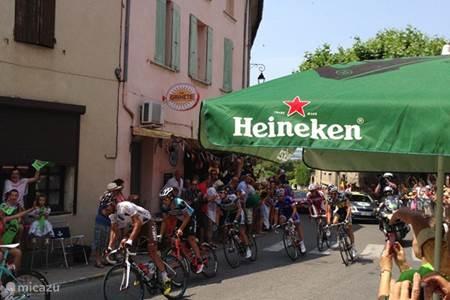 Tour de France door Mirabel
