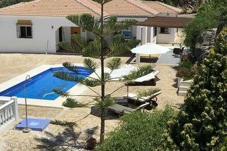 Vakantiehuis Spanje – villa Casa La Roca