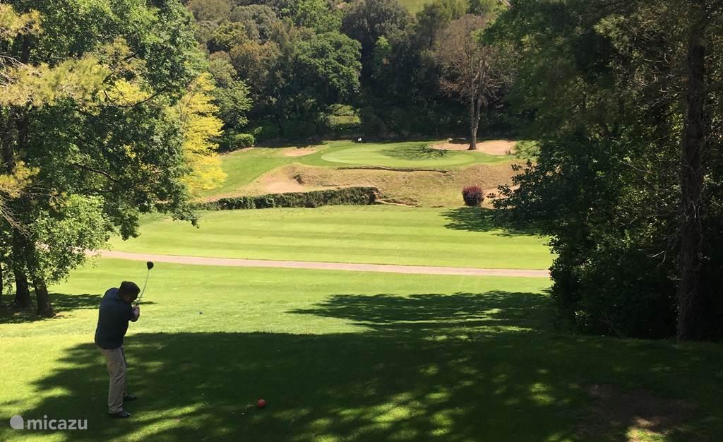 Golfen in Carcassonne of in Mazamet