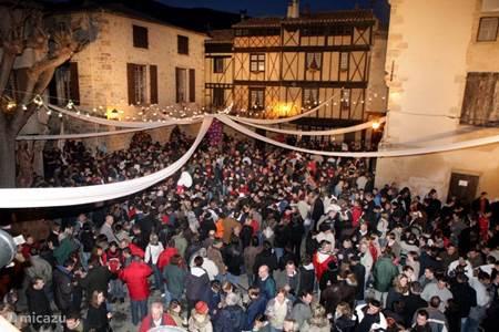 Toques et Clochers, groot wijnfeest, weekend voor Pasen