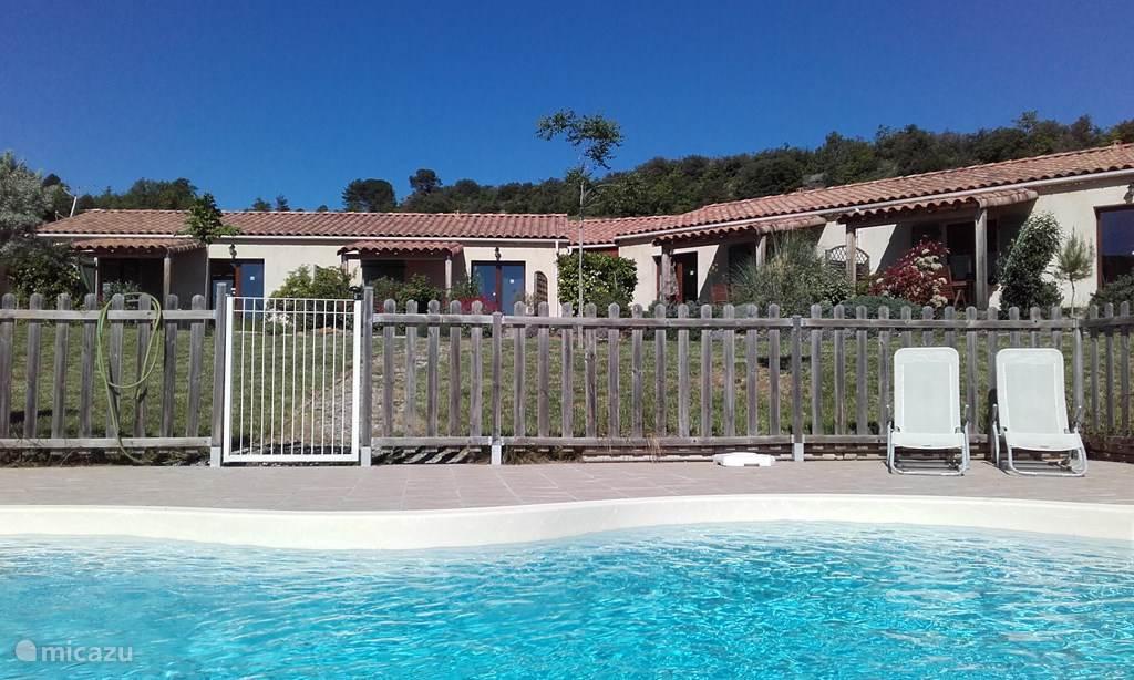 Vakantiehuis Frankrijk, Languedoc-Roussillon, Tourreilles gîte / cottage Gîte*** 'Entre les Vignes'