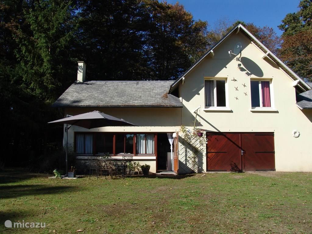Vakantiehuis Frankrijk, Centre – gîte / cottage Vakantiehuisje aan de Loire